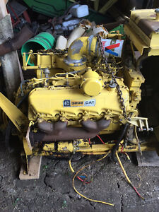 3208 CAT engine -- Great Condition