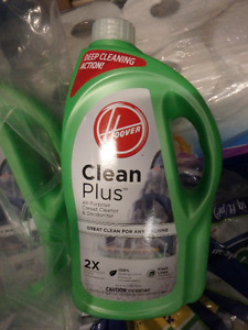 Hoover Clean Plus Carpet Cleaning solution