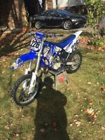 Mint condition yz 85 for sale or trade
