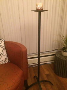 IKEA Candle Stand and other Wall Decor