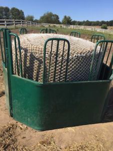 FREE farm visit for slow feed net fitting