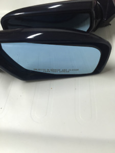 Cadillac CTS 2003-2007 Side View Mirror