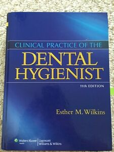Dental Hygiene Textbooks.