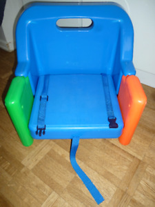 Safety1st Baby Feeding Seat Used As a Booster Seat