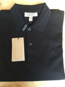 Men's Burberry Polo Shirts