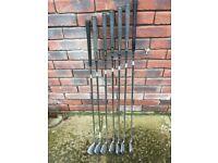 Calloway X22 irons (used)