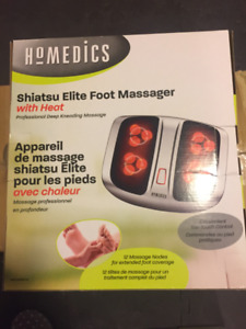 New Foot Massager with heat