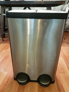 Dannyseo stainless steel recycle bin