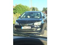 Vauxhall Astra elite unrecorded damaged 2.0 fully loaded