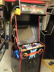 10,000 Game Custom Arcade Machine Made In Vancouver