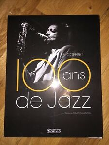 Le coffret 100 ans de Jazz Éditions Atlas West Island Greater Montréal image 1