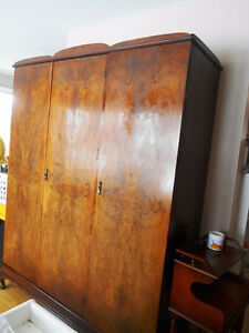Antique wardrobe (Armoire)