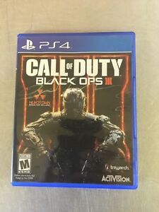 Selling Mint Black Ops 3 For PS4 ! Or Trade