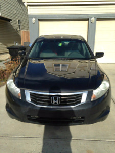 2009 Honda Accords ONE OWNER, winter & summer sets