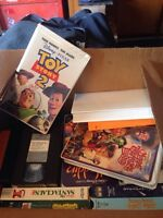 FREE VHS TAPES