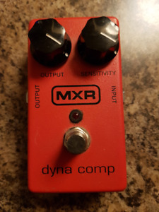 MXR Dyna-Comp Pedal Great Shape $60 OBO