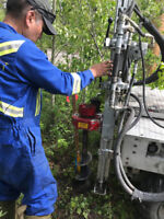 Fence Post Auger Drilling Services