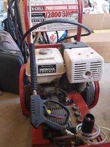 Ex-cell Professional Series power washer