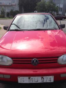 1998 Volkswagen Cabrio Cabriolet