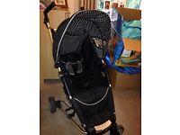 Lightweight buggy pushchair pram stroller