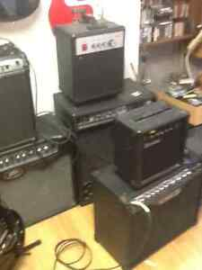 Amps $45 +up