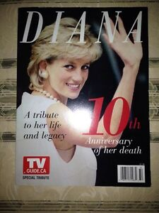Princess Diana Collectible Magazine