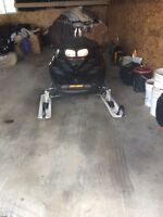MINT 2002 Renegade 700cc 137inch track 2 inch paddle