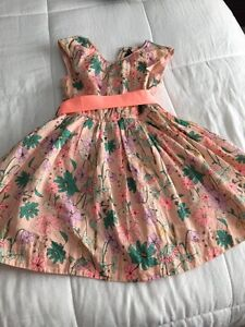 Girls dresses various sizes