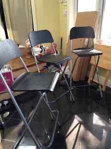 IKEA Franklin bar stools - 3