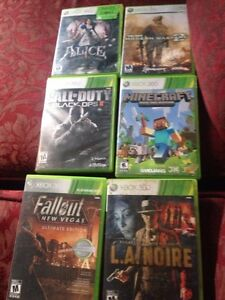 Video games and Tv collections for cheap