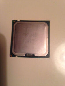 Intel E8400 Duo-core (3ghz) Socket-T (775)