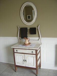 Chiffonnier, commode, bureau, antique