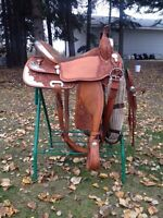 Billy Cook Saddle For Sale