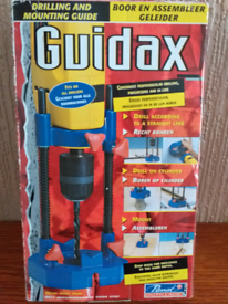 GUIDEX DRILLING AND MOUNTING GUIDE