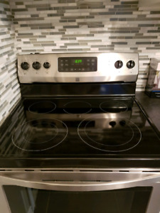 Kenmore Stove convection oven