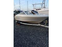 Bayliner speed boat 3.0 mercruiser