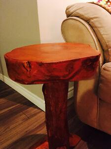 Table à café sur mesure merisier style art déco scandinave Saguenay Saguenay-Lac-Saint-Jean image 2