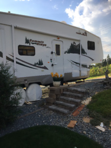 2008 5th wheel RV