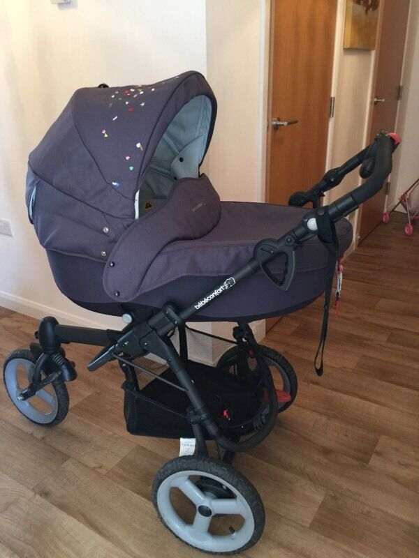 Bebe Confort High Trek Push Chair Buggy Stroller