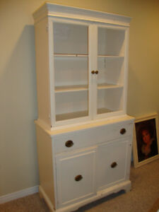 Antique China Cabinet - small size