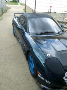 1992 RX7 FD3S RHD
