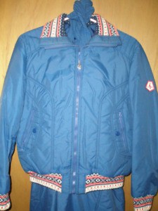 Ladies Ski / Snowboard Outfit Jacket and Pants Size 14