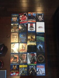 24 Blu-Rays for Sale.