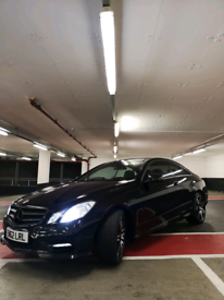 Mercedes benz e class coupe 250d
