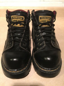 Men's Yellow Stone Rugged Wear Boots Size 9 London Ontario image 2
