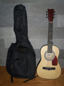 Guitare acoustique the first act comme neuf