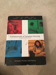 Fundamentals of Canadian nursing - second edition by Kozier etc