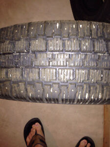 TIRES SET OF 4 WINTER BF GOODRICH P17517/OR 13  $145 OBO