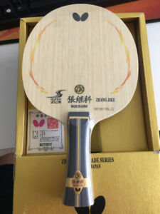 Selling  professional table tennis blades (price in description)