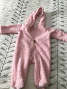 Baby Girl Snow Suit 3-6 months